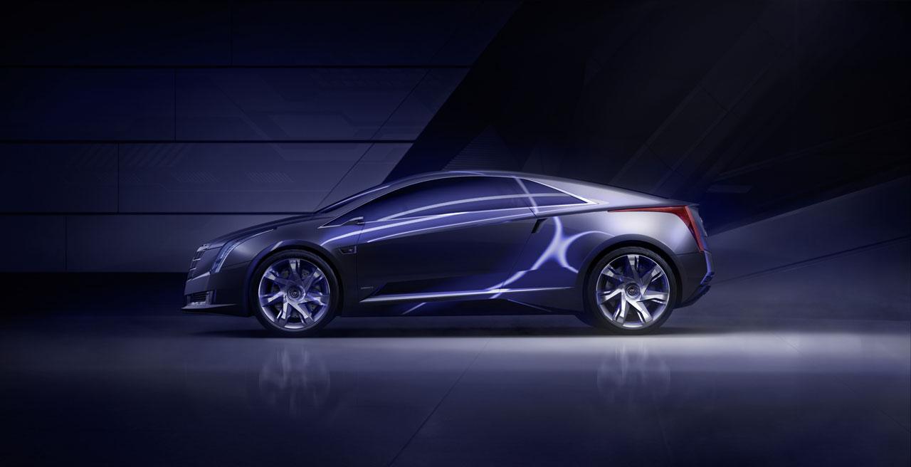 2009 Cadillac Converj - Concepts