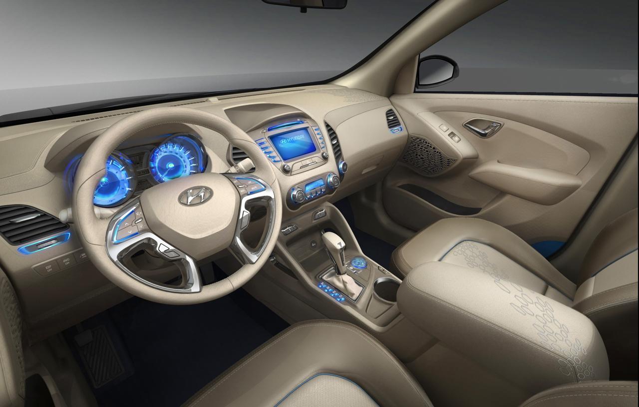 2009 Hyundai Hed 6 Ix Onic Concepts