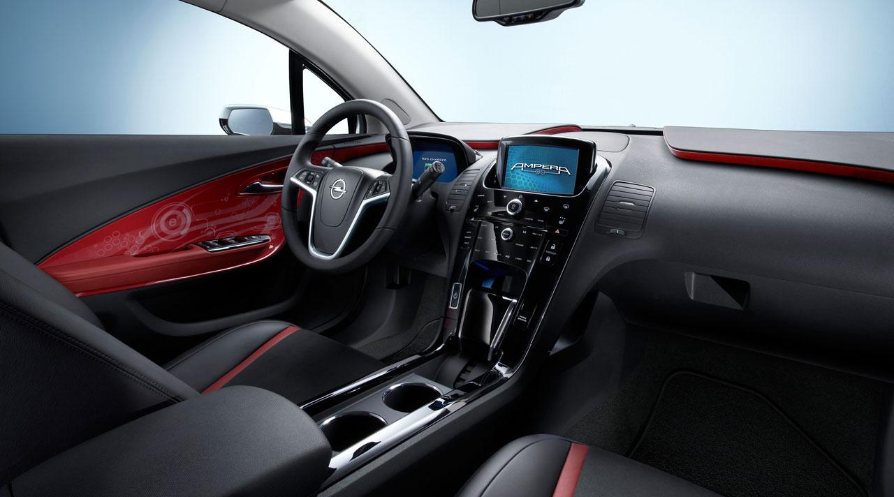 Opel Ampera, 2009