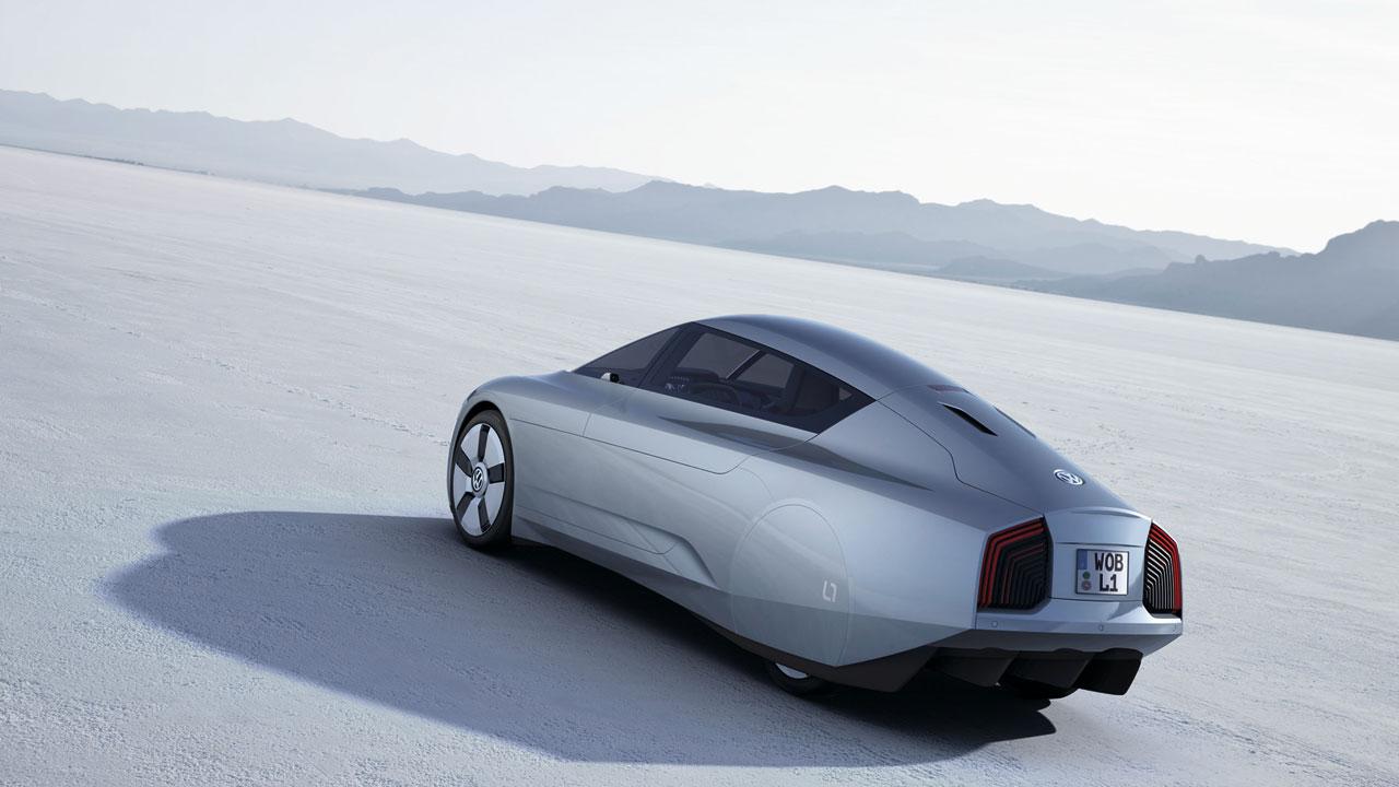 2009 Volkswagen L1 Concept Concepts