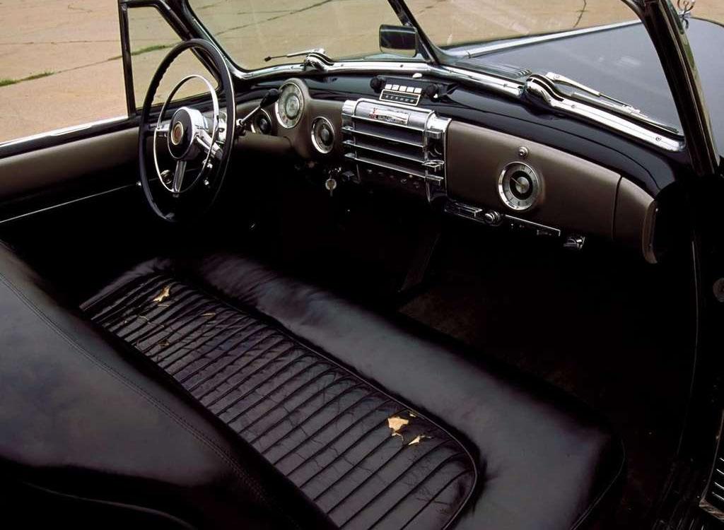 interior jobb  : Image Gallery 1938 Buick Interiors