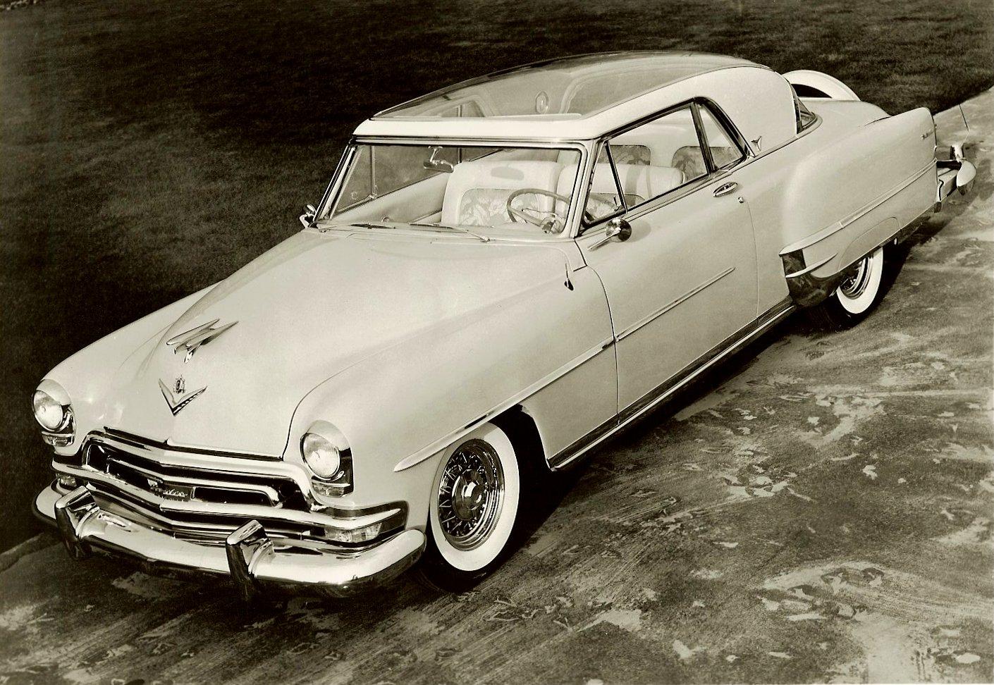 Chrysler La Comtesse , 1954