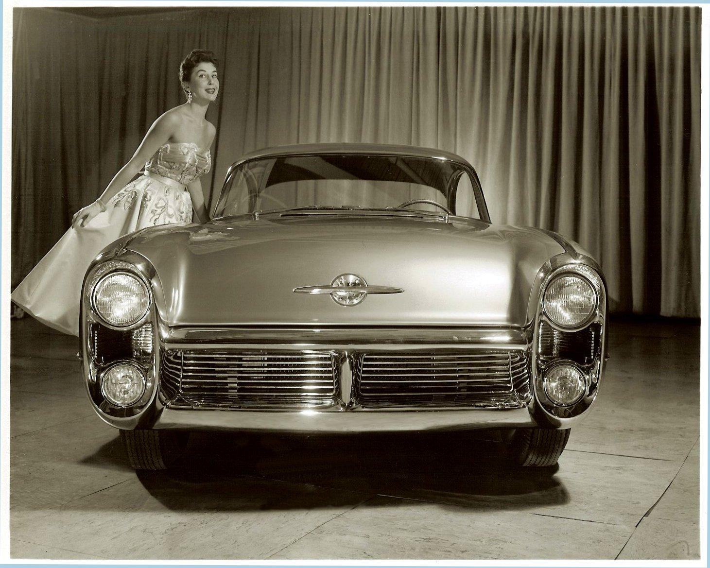 Oldsmobile 88 Delta, 1955