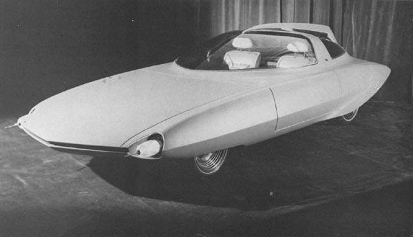 1966 Toyota Concept Concepts