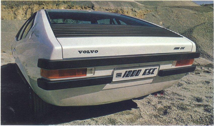 1971 Volvo 1800 Esc Viking Coggiola Concepts