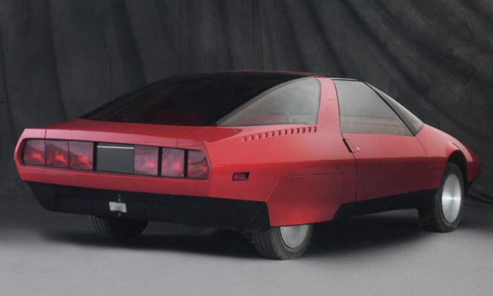 Ford Probe I Ghia 1979