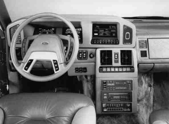 Ford Aerostar Modelo 1988