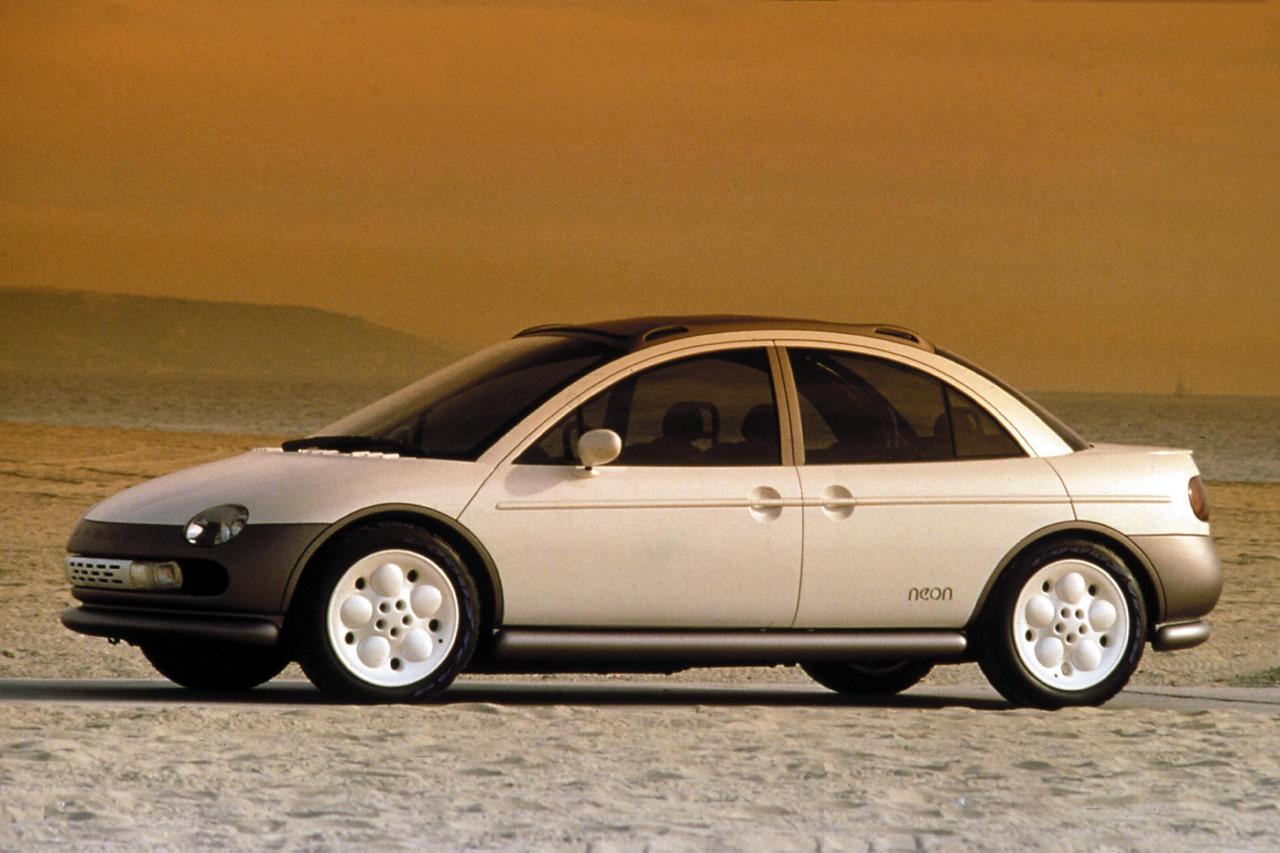 1991 Dodge Neon - Concepts