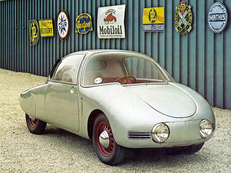 Jean Pierre Wimille Prototype Coupe 1948 Blog