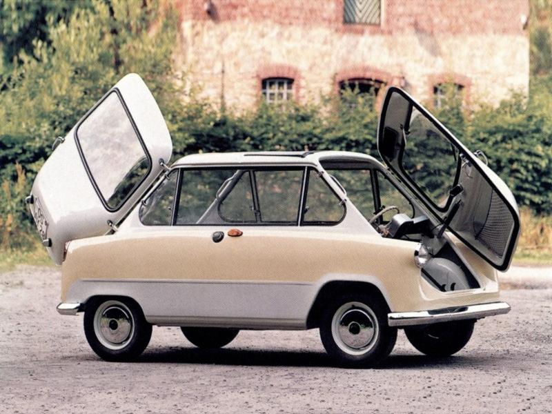 Janus. История одного из худших автомобилей всех времен