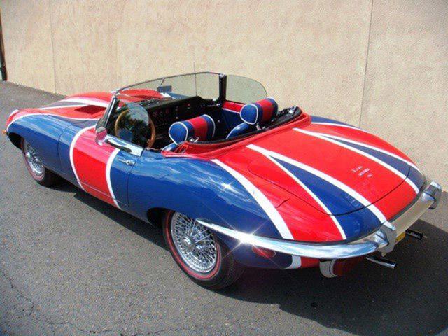 Austin Powers Jaguar E Type (1970): Shaguar