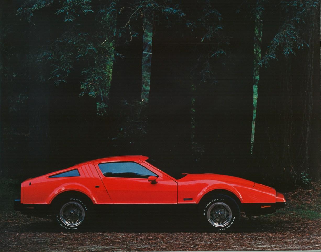 Bricklin SV1 (1974-75) - Blog