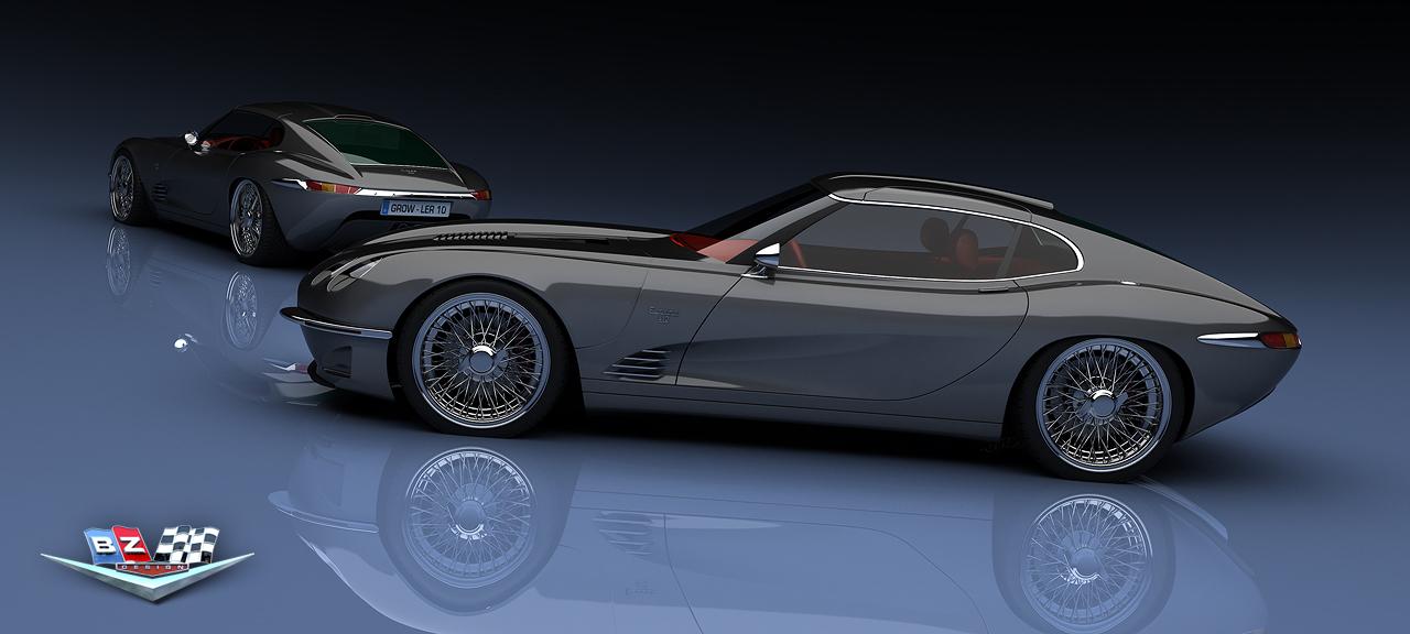 Jaguar E Type For Sale >> New Jaguar E-Type to be built - Page 2 - GT40s.com