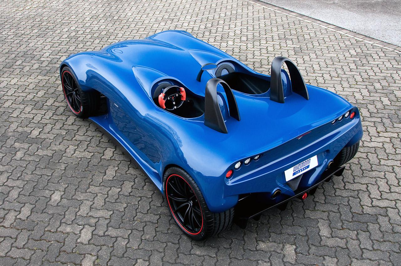 Buildimg Race Car For Cheap