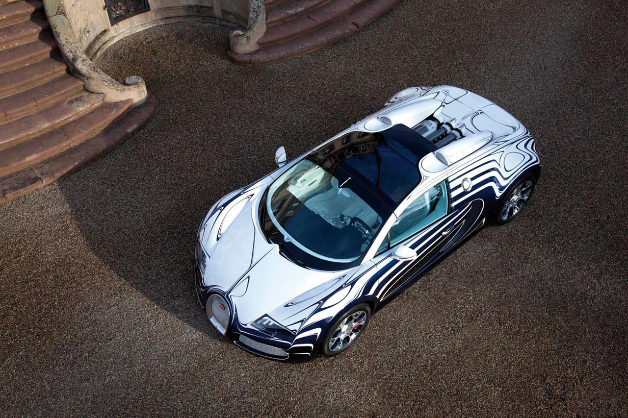 Bugatti Veyron L Or Blanc 2011 171 фарфоровый 187 суперкар Блог