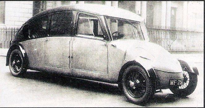 Burney streamline 1930 blog for Guess motors used cars