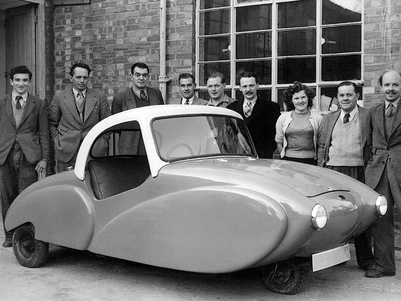 Allard clipper 1953 blog for 20th century motor company