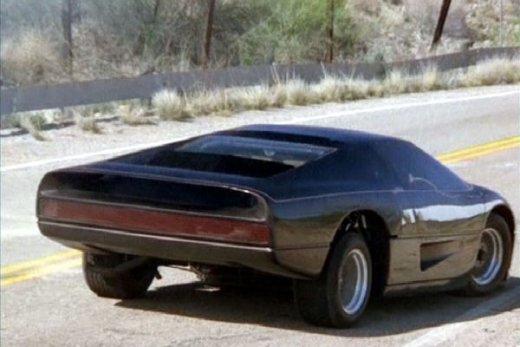 Turbo Interceptor 1986 The Wraith Car Blog