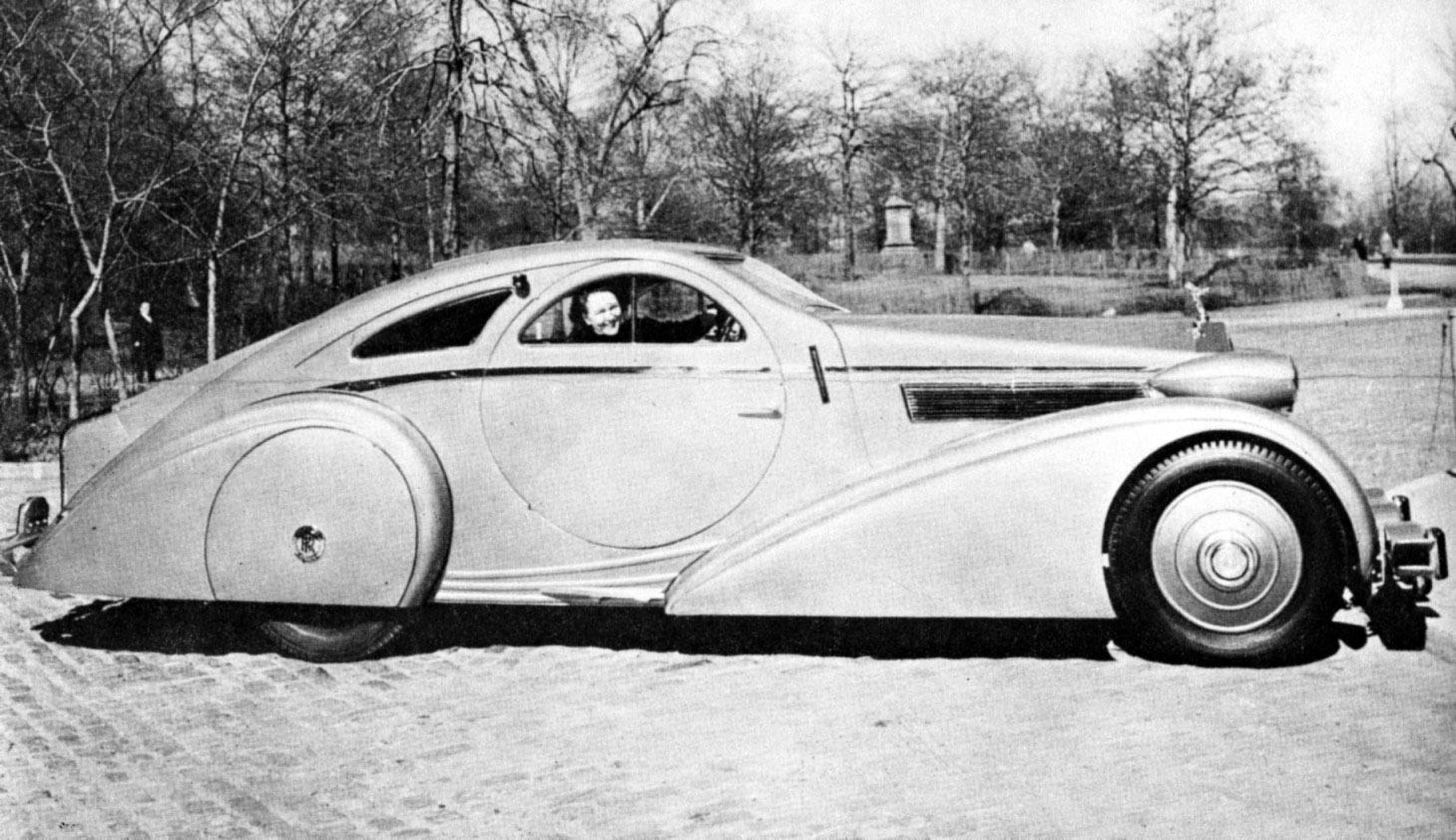 1925 Rolls Royce Phantom >> 1925 Rolls Royce Phantom I Jonckheere Aerodynamic Coupe