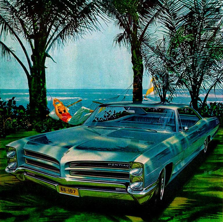 1966 Pontiac Star Chief Executive Hardtop Coupe