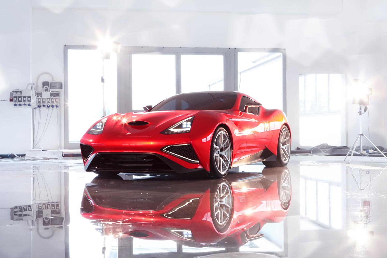 luxury vulcan