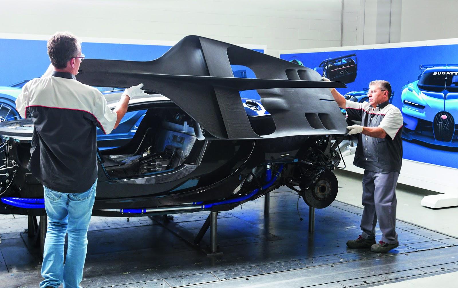 Bugatti Vision Gran Turismo 2015 Blog