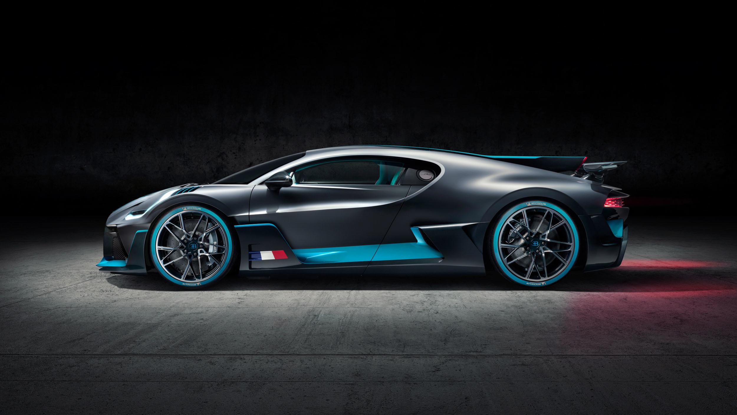 Bugatti Divo (2018) - Blog