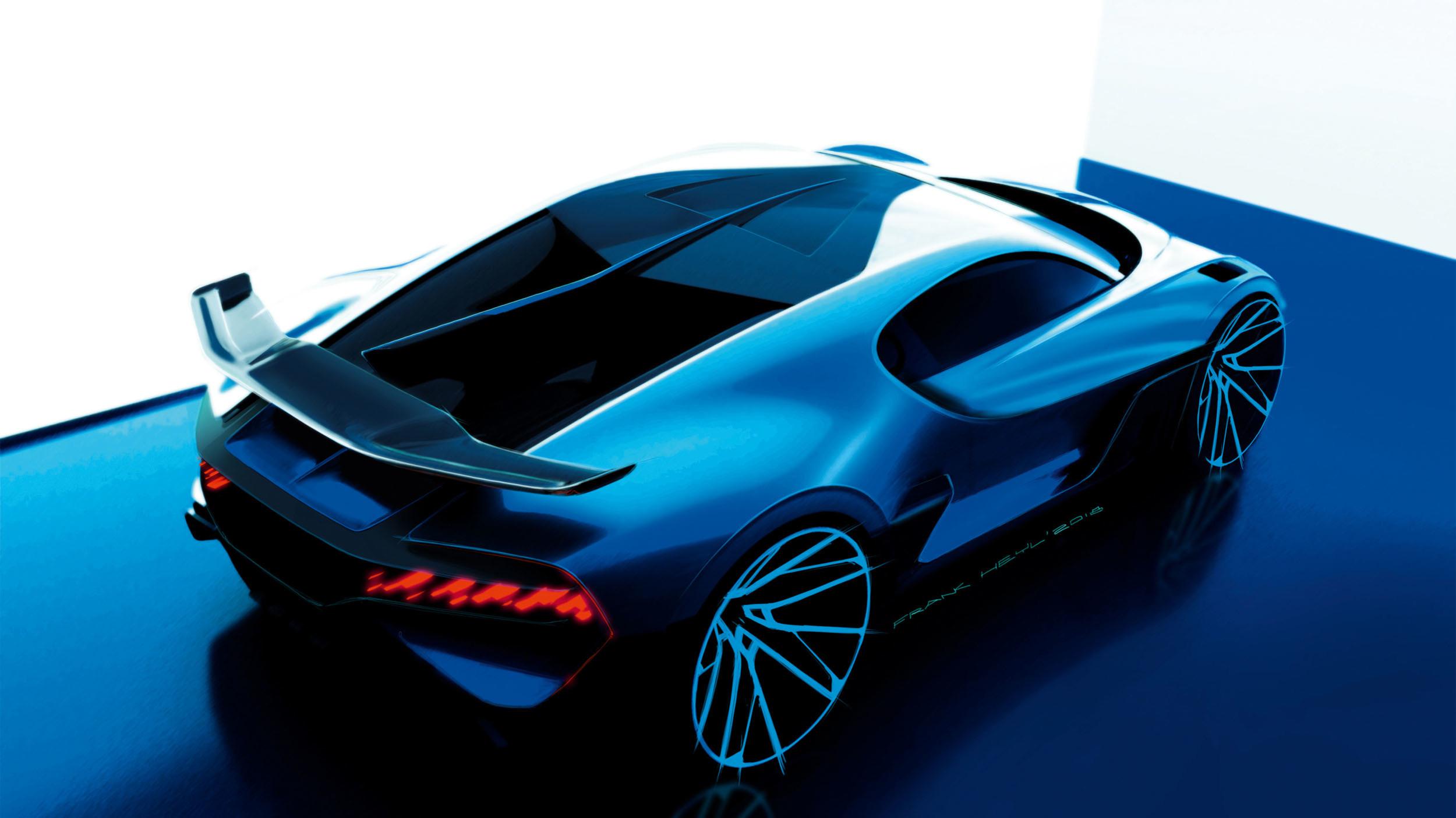 Car Photo Design >> Bugatti Divo (2018) - Blog