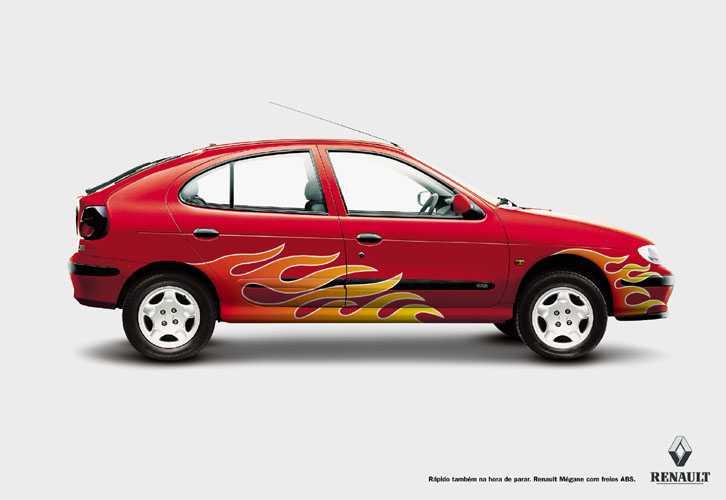2000 Renault Megane Flame Blog