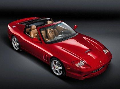 2004 Ferrari Superamerica (Pininfarina) - Ateliers