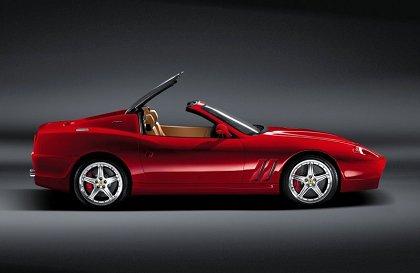 2004 Ferrari Superamerica (Pininfarina) - Studios