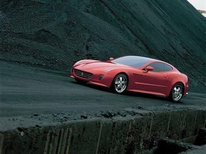 2005 Ferrari Gg50 Italdesign Ateliers