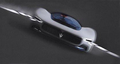 2005 Maserati Birdcage 75th (Pininfarina)