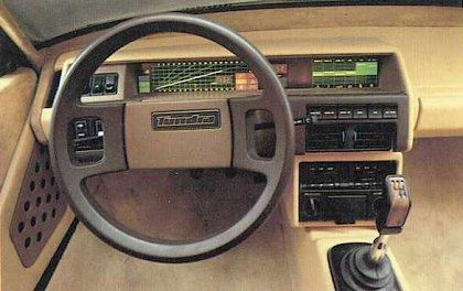 1979 Volvo Tundra Bertone Studios