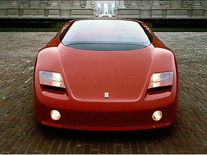 Ferrari on 1989 Ferrari Mythos  Pininfarina    Studios
