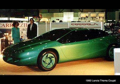 1988 Lancia Thema