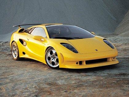1995 Lamborghini Cala (ItalDesign) - Studios