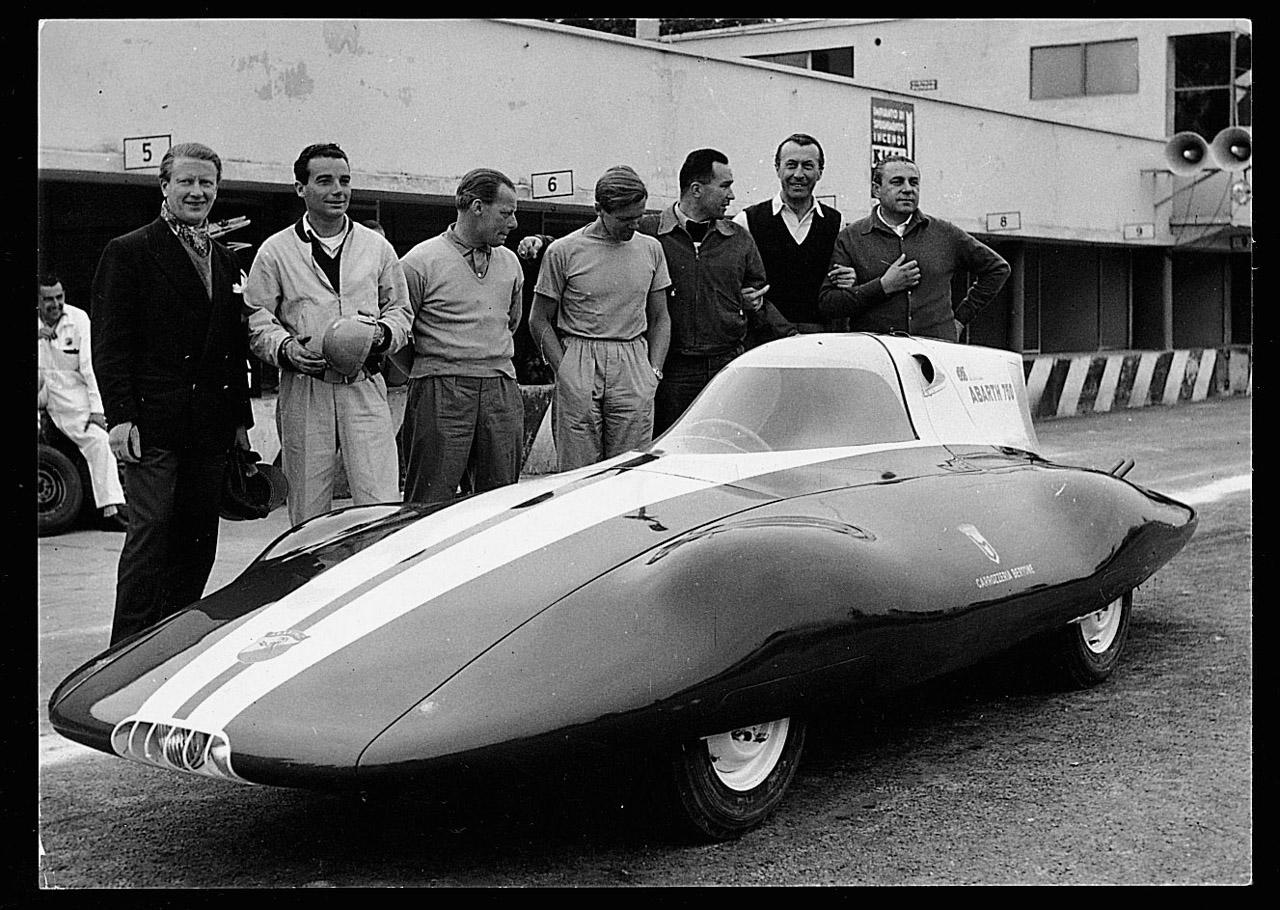 Fiat-Abarth 500 Bertone,
