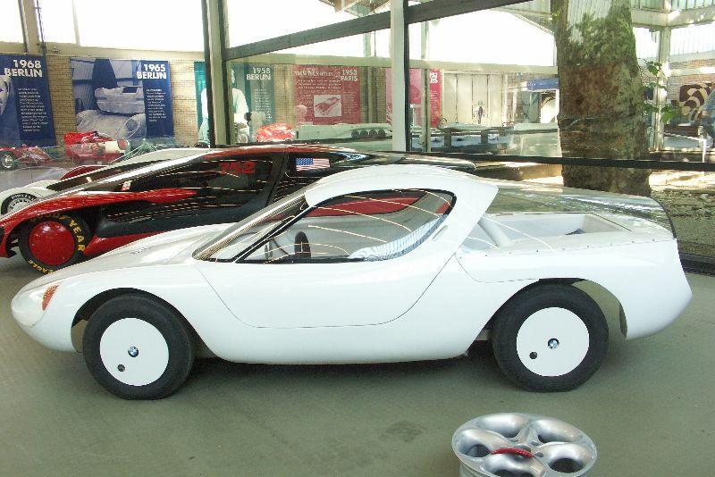 1963 BMW 700 (Colani) - Ateliers