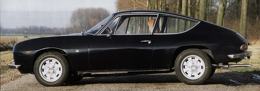 1965 Lancia Fulvia Sport Zagato Studios
