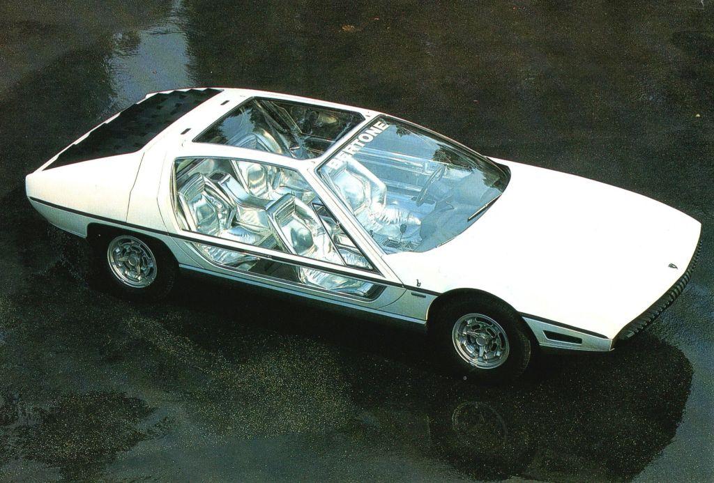 Lamborghini Ferruccio Interior in 1967 Ferruccio Lamborghini
