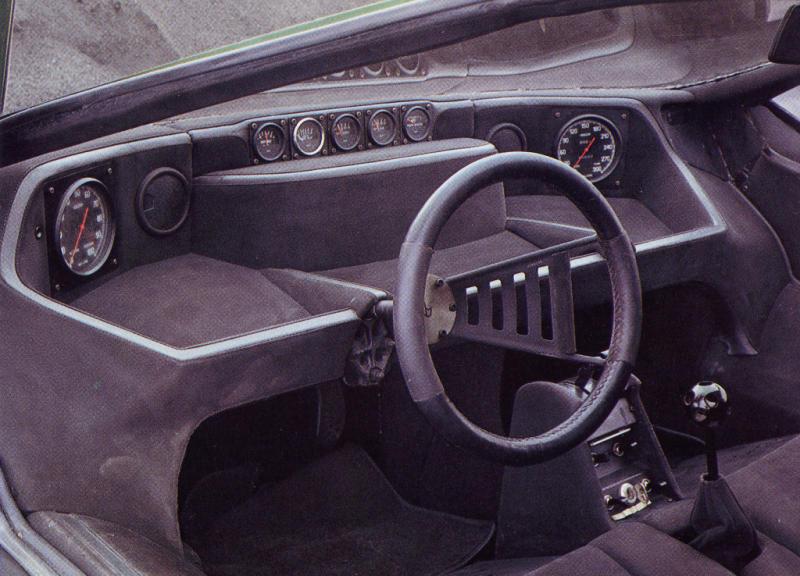 1968 Alfa Romeo Carabo Bertone Studii