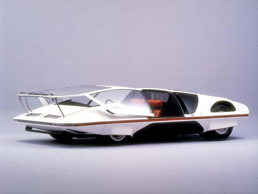 1970 Ferrari Modulo (Pininfarina) - Studios