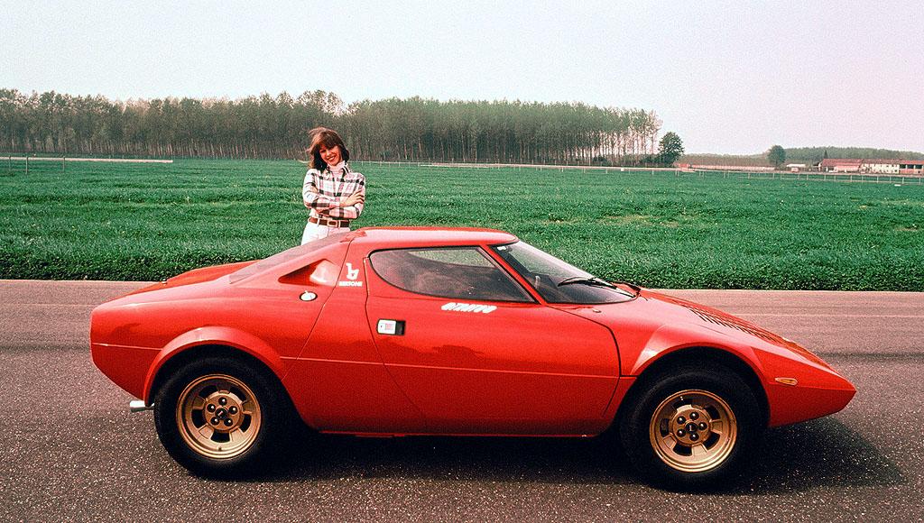 1971 Lancia Stratos Hf Bertone Studios