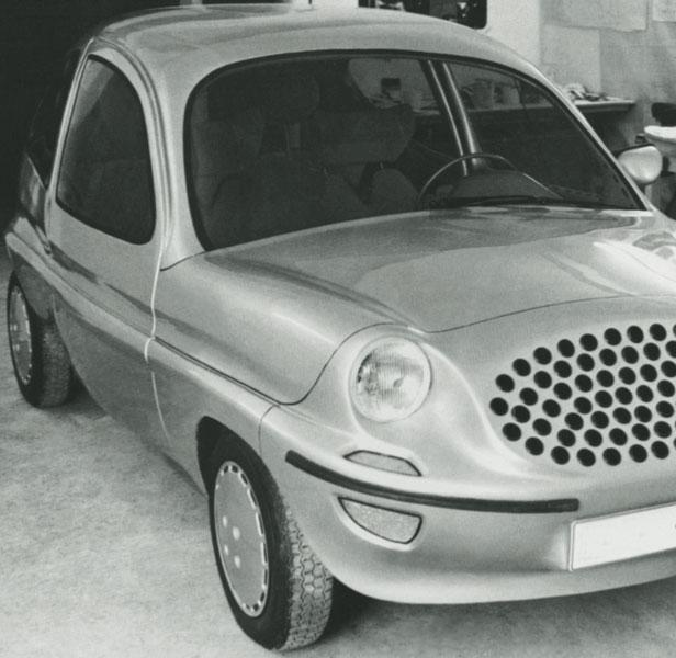 1977 Volkswagen Prototype Colani Studios