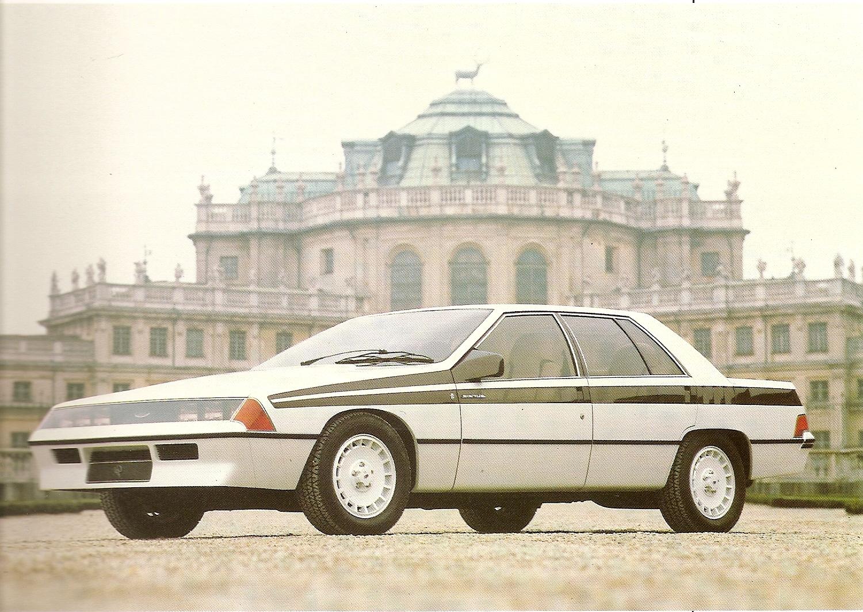 Ford Granada Altair (Ghia),