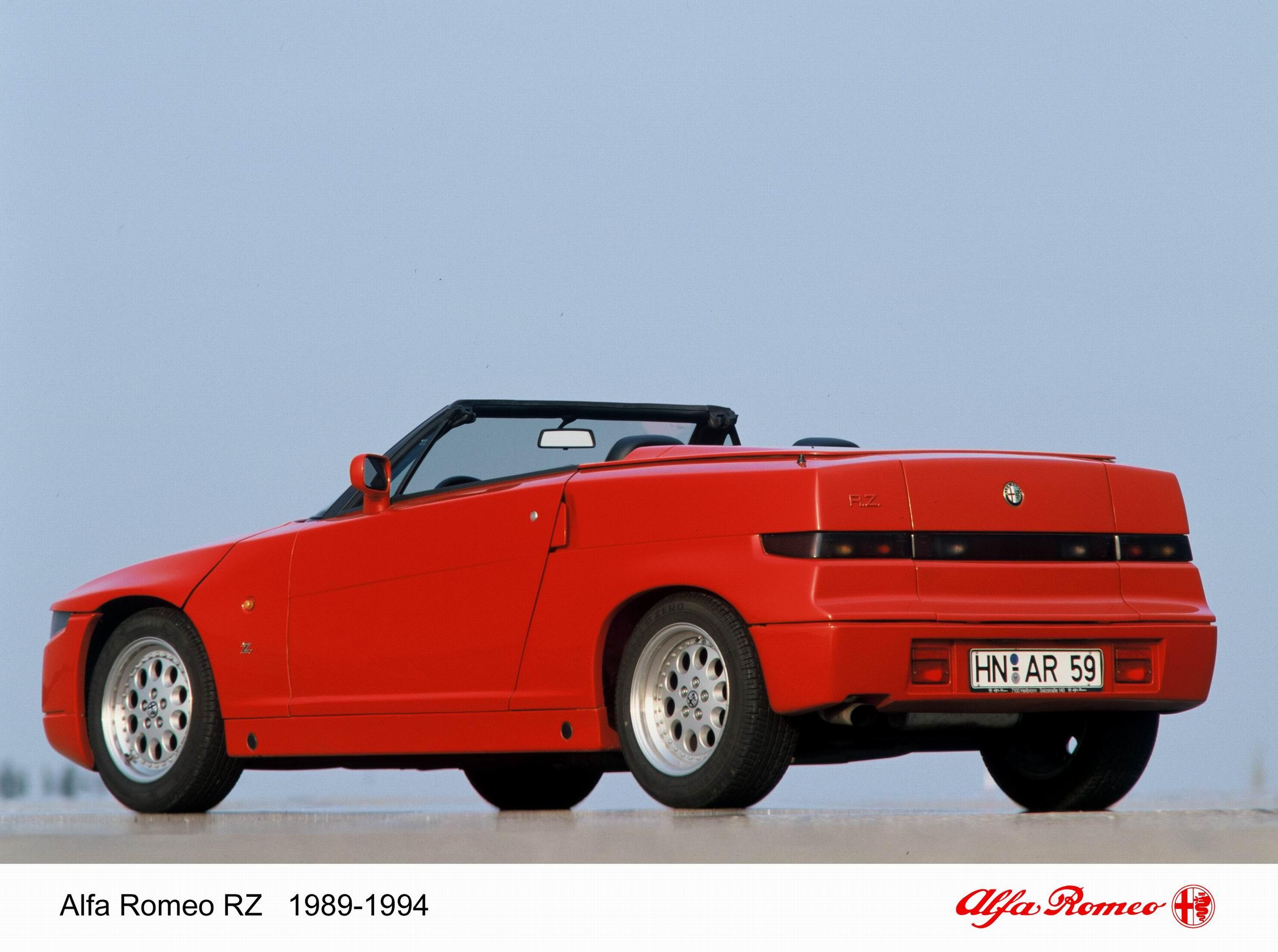 1992 Alfa Romeo Rz Zagato Studios 94 Accord Fuel Pump Relay Location