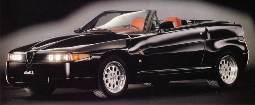 1992 Alfa Romeo RZ (Za...