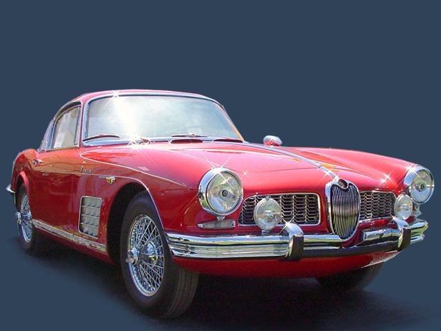 1957 Jaguar XK150 (Bertone) - Studios