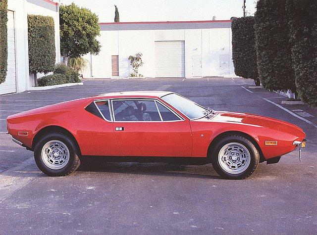 1970 ford pantera
